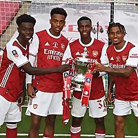 Jeorge Bird's Arsenal Youth