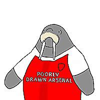 Poorly Drawn Arsenal