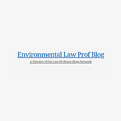 Environmental Law Prof Blog