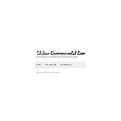 Chilean environmental law