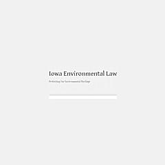 Iowa Environmental Law Update