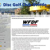 DISC GOLF CLUB OVIEDO
