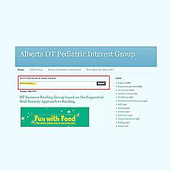 Alberta OT Pediatric