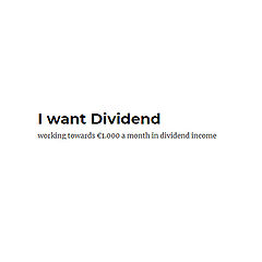 I Want Dividend!