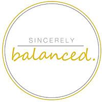 Sincerely Balanced