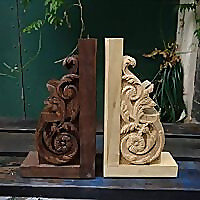 Cassidie Alder Carving | Traditional WoodCarving