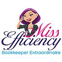 Miss Efficiency | Bookkeeper Extraordinaire