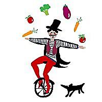 The Circus Gardener's Kitchen | Seasonal Vegetarian Cooking