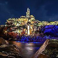Wandering In Disney