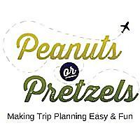 Peanuts or Pretzels | Making Trip Planning Easy & Fun