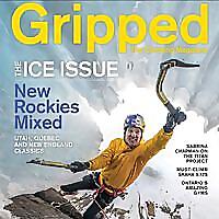 Gripped Magazine   Ice Climbing