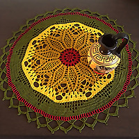 Crochet Knitting Handicraft