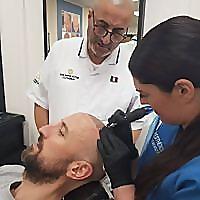 Joseph Lanzante | Barbering courses | Shaving Courses