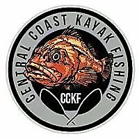 Central Coast Kayak Fishing