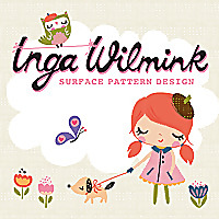 Inga Wilmink - Illustration & Surface Design