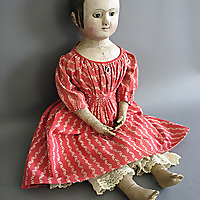 Izannah Walker Chronicles | Pictures of and Writings About Antique Izannah Walker Dolls