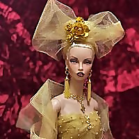 Ayal Armon Doll Couture