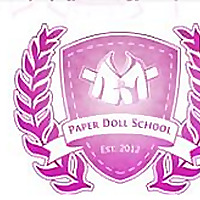 Paper Doll School | How to Createe Your Own Paper Dolls