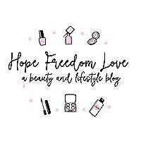 Hope, Freedom, Love
