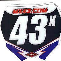 MX43 | For The Vet motocross Riders