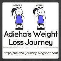 Adieha's Weight Loss Journey