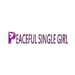 Peaceful Single Girl