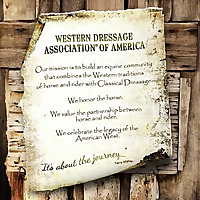 Western Dressage Association of America