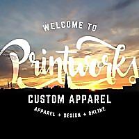 Printworks Screen Printing | Custom screen printed apparel