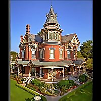 Bed and Breakfast The Empress of Little Rock, Arkansas