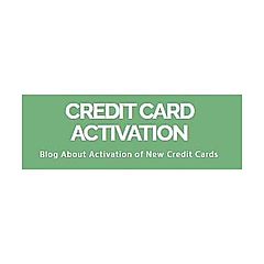 Credit Card Activation