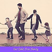 Our Debt Free Family | Commit. Plan. Take action.