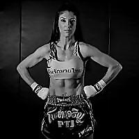 Yolanda Schmidt Muay Thai