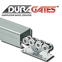 DuraGates : The one-stop solution for light, medium or heavy sliding gates