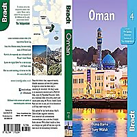Navigate through Oman & Arabia with the author of the book 'Bradt Guide to Oman Tony Walsh