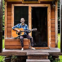 Ethan Waldman's Tiny House On Wheels in Vermont