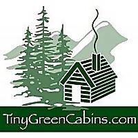 Tiny Green Cabins   Tiny Green Blog