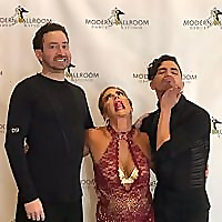 Modern Ballroom Dance Studio