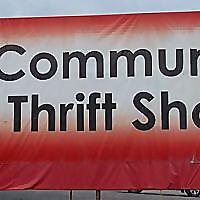 Community Thrift Shop | A First Class Second Hand Store!