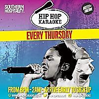 Hip Hop Karaoke | London's Original Hip Hop Karaoke Night