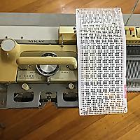 Brunswick Machine Knitting Novices