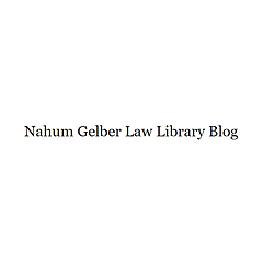 Law Library Blog   Legal Research advice, Law Library resources and collections