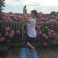 Yoga with Alison