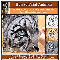Wildlife Art Wildlife Art Videos, Pastel pencil and oil painting Lessons