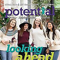 Potential Magazine   Parenting Teens to Achieve