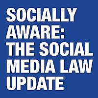 Socially Aware   The Law and Business of Social Media