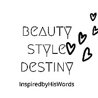 Inspired by HIS Words - Contemporary Christian Beauty, Fashion & Lifestyle Blog