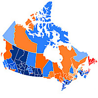 Canadian Election Atlas