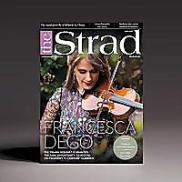 The Strad, essential reading for the string music world since 1890