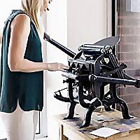 Lou's Letterpress Blog | Perfectly polished letterpress stationery