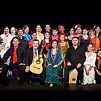 Virginia Iglesias' Flamenco Academy of Dance